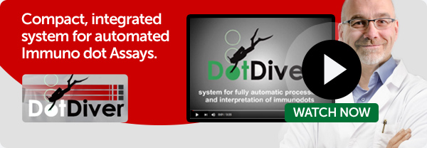 Watch the dot diver video